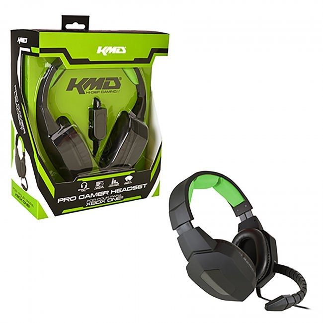 Xbox One Wired Chat Headset - Large