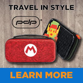 PDP, Nintendo, Switch, Travel, Pack, Style