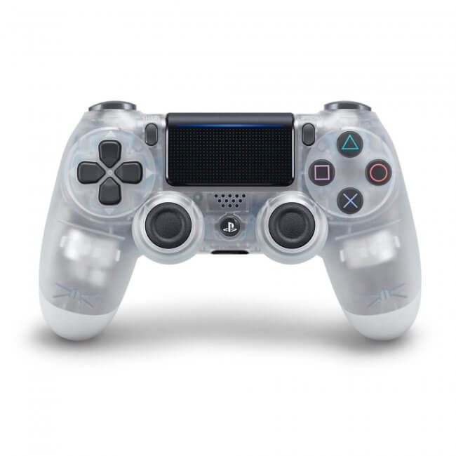 PS4 DualShock 4, Wireless ,Controller, Crystal