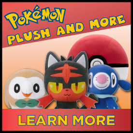Pokemon, Plush, toys, dolls
