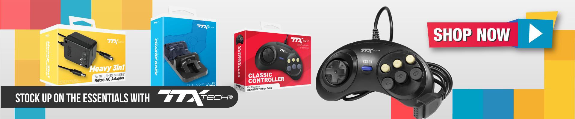 TTX Tech - New in Sept 2019