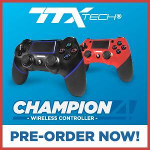 TTX Tech Wireless Champion for PS4