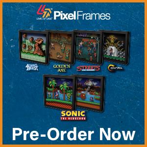 NEW Pixel Frames - Pre Order