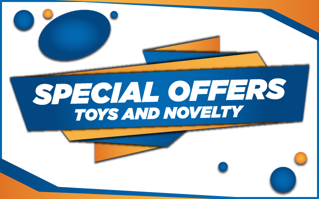 Special Offers - Toys & Novelty