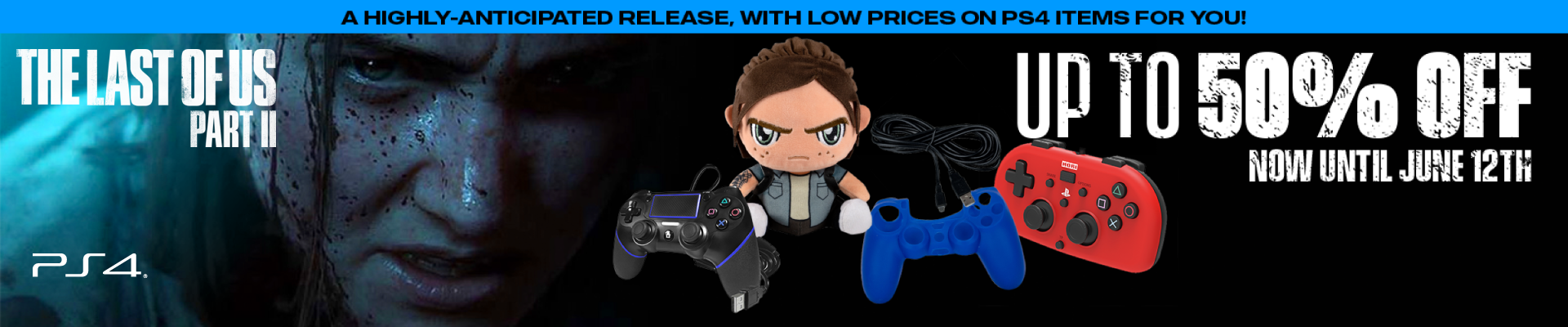 The Last of Us Part II - Sale