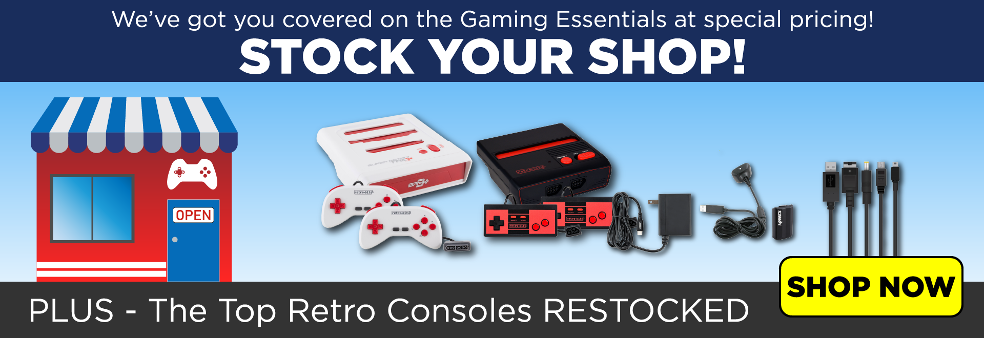 Gaming Essentials - We've got you covered with special pricing!