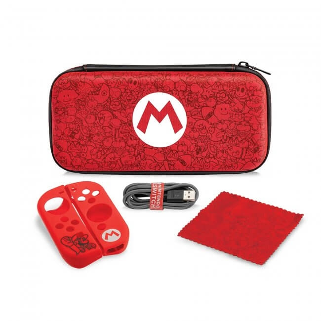 Starter Kit - Switch Mario Remix Edition