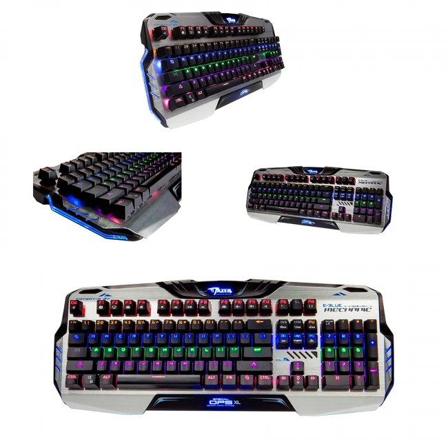 PC Mazer EKM729 Mechanical Keyboard