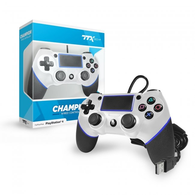 TTX CHAMPION Wired Controller for PS4