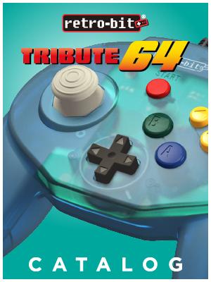 Tribute64 Product Catalog