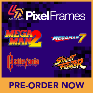 NEW Pixel Frames Coming Soon
