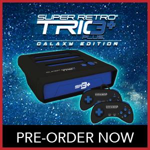 Super Retro Trio Plus - Galaxy Edition