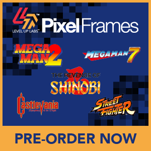 NEW Pixel Frames Coming Soon