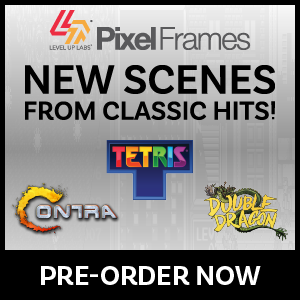 Pixel Frames July 2021 - New Scenes from Classic Hits!