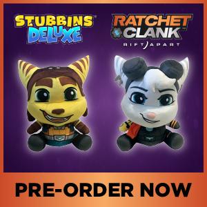 Stubbins Deluxe - Ratchet & Rivet - Preorder