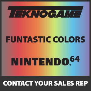 Teknogame - N64 Funtastic Colors