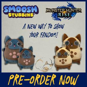Smoosh - Monster Hunter Rise