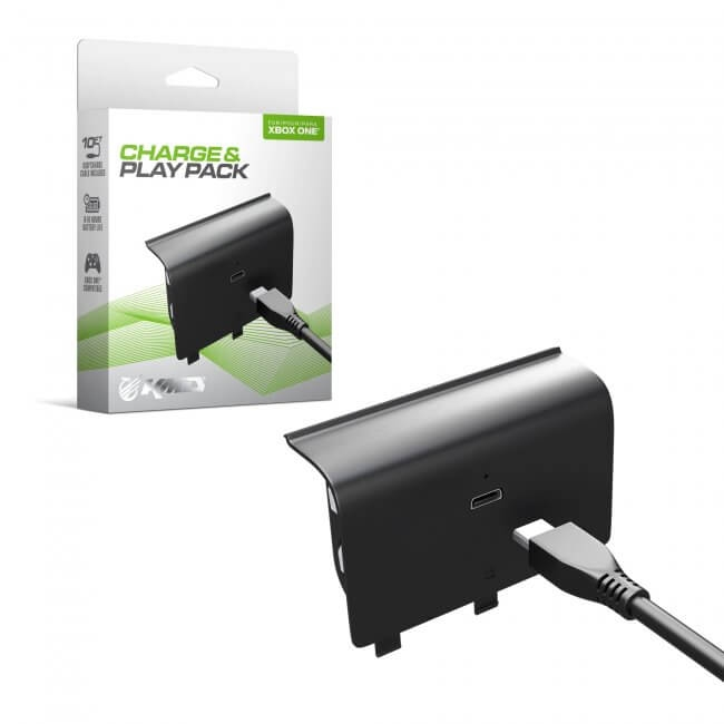 Xbox One Battery and Charge Cable 10 FT