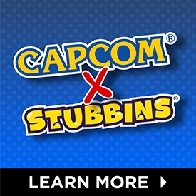 Stubbins x Capcom