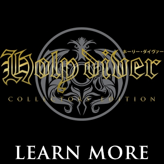 Retro-Bit Holy Diver Collector's Edition