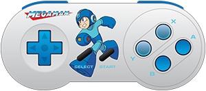 Retro-bit Mega Man SNES USB Controller